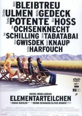Elementarteilchen – deutsches Filmplakat – Film-Poster Kino-Plakat deutsch