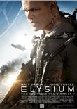 Elysium – deutsches Filmplakat – Film-Poster Kino-Plakat deutsch