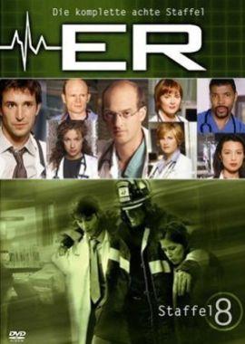 Emergency Room – ER, Staffel 8