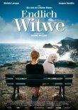 Endlich Witwe – deutsches Filmplakat – Film-Poster Kino-Plakat deutsch
