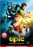 Epic – Verborgenes Königreich – deutsches Filmplakat – Film-Poster Kino-Plakat deutsch