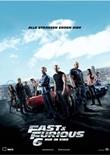 Fast & Furious 6 – deutsches Filmplakat – Film-Poster Kino-Plakat deutsch