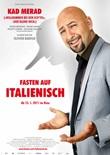 Fasten auf Italienisch – deutsches Filmplakat – Film-Poster Kino-Plakat deutsch