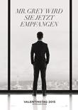 Fifty Shades of Grey – deutsches Filmplakat – Film-Poster Kino-Plakat deutsch