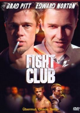 Fight Club – Brad Pitt, Helena Bonham Carter, Meat Loaf, Edward Norton, Zach Grenier, David Andrews – David Fincher – Filme, Kino, DVDs Kinofilm Actionthriller – Charts & Bestenlisten