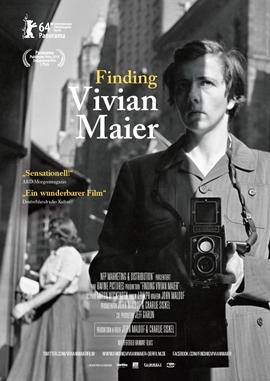 Finding Vivian Maier – deutsches Filmplakat – Film-Poster Kino-Plakat deutsch