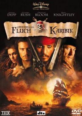Fluch der Karibik – deutsches Filmplakat – Film-Poster Kino-Plakat deutsch