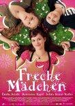 Freche Mädchen – deutsches Filmplakat – Film-Poster Kino-Plakat deutsch