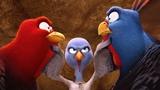 Free Birds – Esst uns an einem anderen Tag