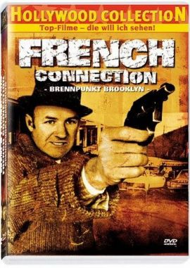 French Connection – Brennpunkt Brooklyn – deutsches Filmplakat – Film-Poster Kino-Plakat deutsch
