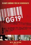 GG 19 – Deutschland in 19 Artikeln – deutsches Filmplakat – Film-Poster Kino-Plakat deutsch