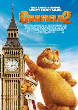Garfield 2 – Eine Kater-Strophe kommt selten allein