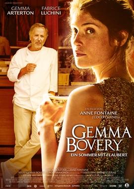 Gemma Bovery – deutsches Filmplakat – Film-Poster Kino-Plakat deutsch