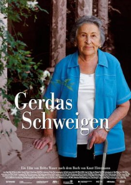 Gerdas Schweigen – Nach dem Buch von Knut Elstermann – Gerda Schrage – Britta Wauer – Judentum, Nationalsozialismus – Filme, Kino, DVDs Dokumentation Dokufilm – Charts & Bestenlisten