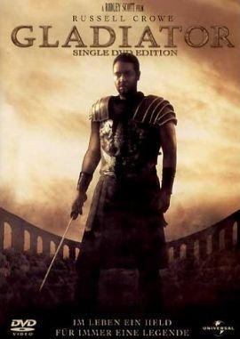 Gladiator – deutsches Filmplakat – Film-Poster Kino-Plakat deutsch