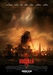 Godzilla - deutsches Filmplakat - Film-Poster Kino-Plakat deutsch