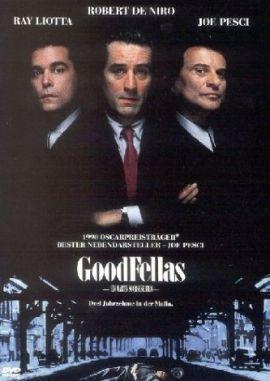 GoodFellas – deutsches Filmplakat – Film-Poster Kino-Plakat deutsch