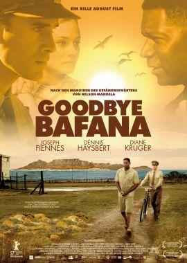 Goodbye Bafana – deutsches Filmplakat – Film-Poster Kino-Plakat deutsch