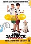 Gregs Tagebuch 3 – Ich war's nicht – deutsches Filmplakat – Film-Poster Kino-Plakat deutsch