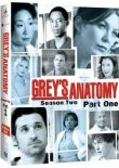 Grey's Anatomy - Die jungen Ärzte, 2. Staffel, Teil 1 - Patrick Dempsey, Katherine Heigl, Ellen Pompeo, Sandra Oh, Justin Chambers, Chandra Wilson - Peter Horton, Tony Goldwyn - Arztserie, Katherine Heigl, T.R. Knight, Jeffrey Dean Morgan, James Pickens Jr., Sara Ramirez, Kate Walsh, Isaiah Washington