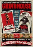 Grindhouse Double Feature – Death Proof & Planet Terror – deutsches Filmplakat – Film-Poster Kino-Plakat deutsch