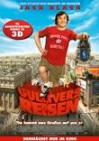 Gullivers Reisen – Da kommt was Großes auf uns zu – deutsches Filmplakat – Film-Poster Kino-Plakat deutsch