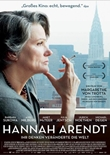 Hannah Arendt – deutsches Filmplakat – Film-Poster Kino-Plakat deutsch