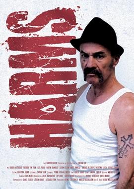 Harms – deutsches Filmplakat – Film-Poster Kino-Plakat deutsch