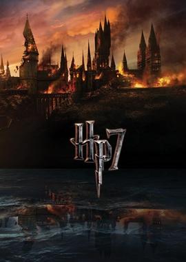 Harry Potter und die Heiligtümer des Todes (Teil 2) – deutsches Filmplakat – Film-Poster Kino-Plakat deutsch