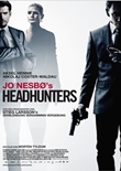 Headhunters – deutsches Filmplakat – Film-Poster Kino-Plakat deutsch