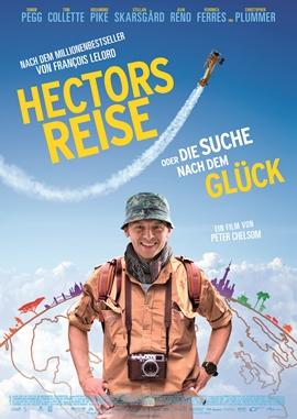 Hectors Reise oder die Suche nach dem Glück – deutsches Filmplakat – Film-Poster Kino-Plakat deutsch