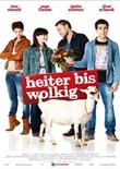 Heiter bis wolkig – deutsches Filmplakat – Film-Poster Kino-Plakat deutsch