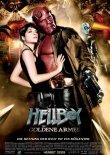 Hellboy 2 – Die goldene Armee – deutsches Filmplakat – Film-Poster Kino-Plakat deutsch