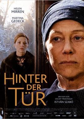 Hinter der Tür – deutsches Filmplakat – Film-Poster Kino-Plakat deutsch