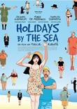 Holidays by the Sea – deutsches Filmplakat – Film-Poster Kino-Plakat deutsch