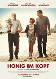 Honig im Kopf – deutsches Filmplakat – Film-Poster Kino-Plakat deutsch