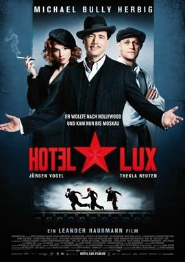 Hotel Lux – deutsches Filmplakat – Film-Poster Kino-Plakat deutsch