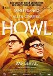 Howl – Das Geheul – deutsches Filmplakat – Film-Poster Kino-Plakat deutsch