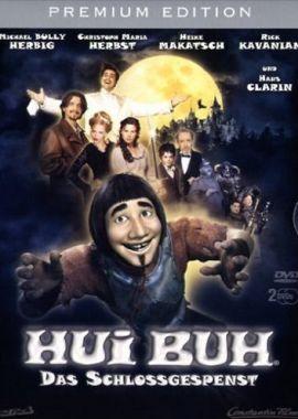 Hui Buh – Das Schlossgespenst – deutsches Filmplakat – Film-Poster Kino-Plakat deutsch
