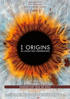I Origins – deutsches Filmplakat – Film-Poster Kino-Plakat deutsch