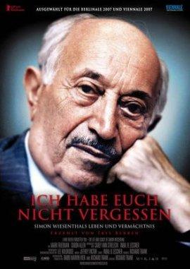 Ich habe Euch nicht vergessen – Simon Wiesenthals Leben