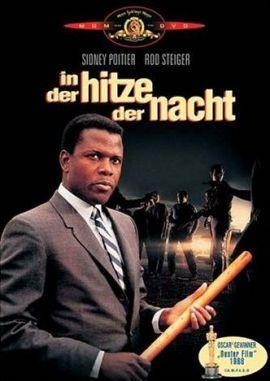 In der Hitze der Nacht – deutsches Filmplakat – Film-Poster Kino-Plakat deutsch