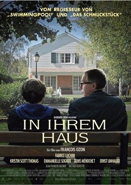 In ihrem Haus – deutsches Filmplakat – Film-Poster Kino-Plakat deutsch