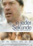 In jeder Sekunde – deutsches Filmplakat – Film-Poster Kino-Plakat deutsch