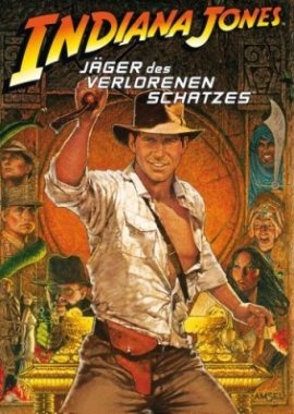 indiana jones reihe