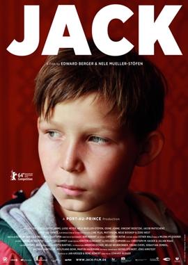 Jack – deutsches Filmplakat – Film-Poster Kino-Plakat deutsch