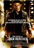 Jack Reacher – deutsches Filmplakat – Film-Poster Kino-Plakat deutsch