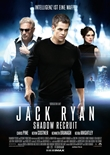 Jack Ryan – Shadow Recruit – deutsches Filmplakat – Film-Poster Kino-Plakat deutsch