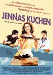 Jennas Kuchen – Für Liebe gibt es kein Rezept – deutsches Filmplakat – Film-Poster Kino-Plakat deutsch