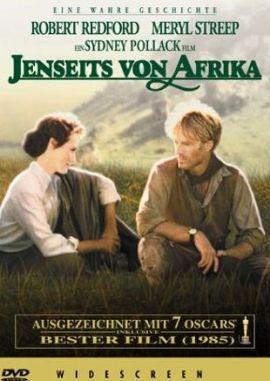 Jenseits von Afrika – deutsches Filmplakat – Film-Poster Kino-Plakat deutsch